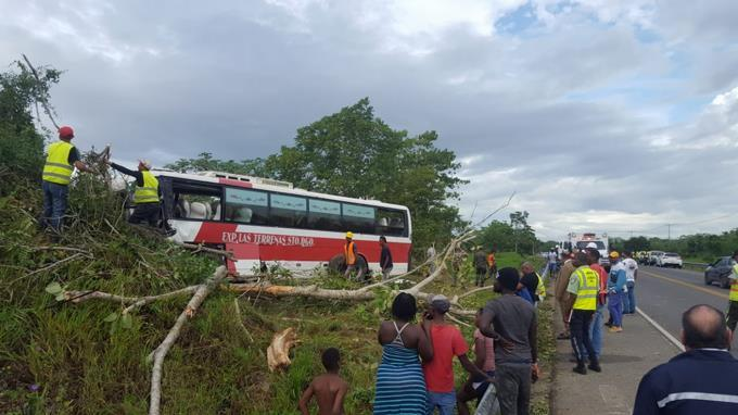 Heridos tras accidente en autovía del Nordeste estánestables