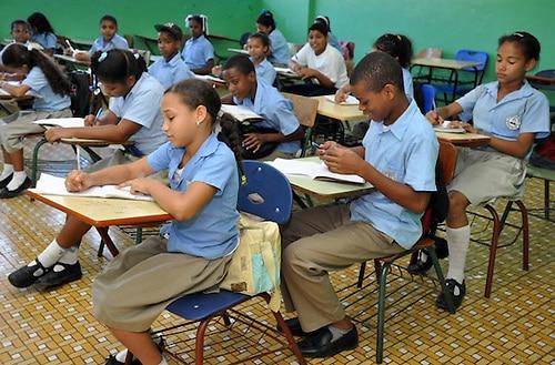 Los estudiantes de Rep Dom sacan una de las peores notas en el informePISA
