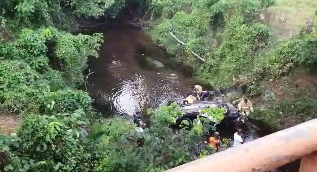 Seis personas mueren en accidente de tránsito en MontePlata