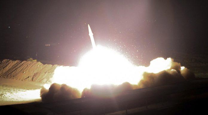 Irán lanza ataque contra tropas de EEUU en base militar deirak