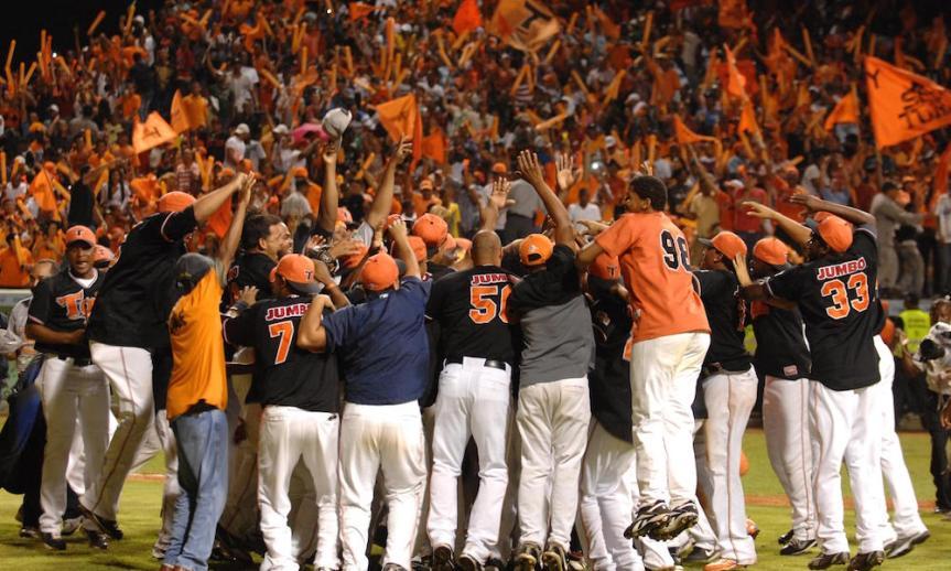 Toros del Este se coronan campeones del béisbol profesional de Repdom