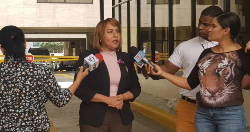 Diputada Ana María Peña pondera discurso de rendición de cuentas de DaniloMedina;