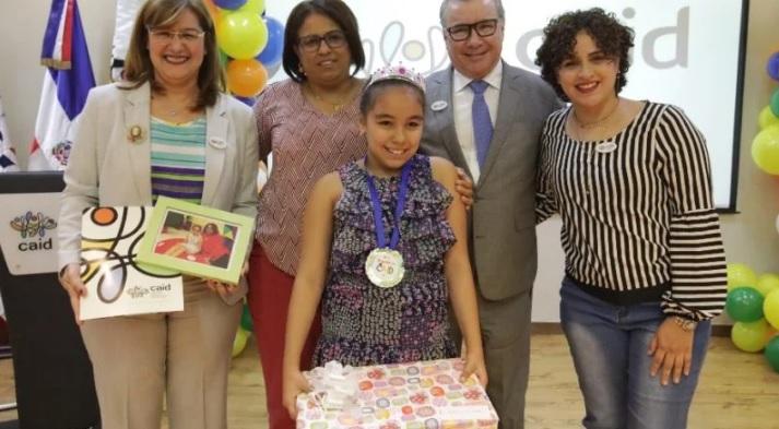 El CAID gradúa 57 niños por logros yaños
