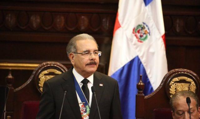 Medina hará su última rendición de cuentas en RD en medio decrisis