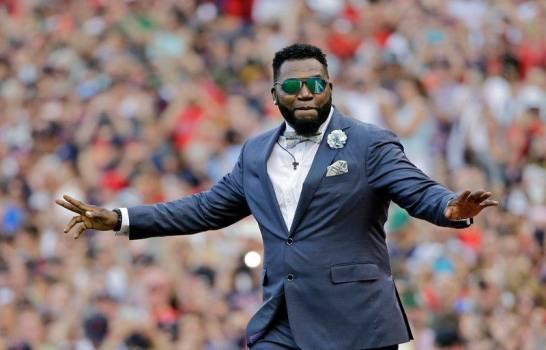David Ortiz hará lanzamiento de honor en juego entre Dominicana Y PuertoRico
