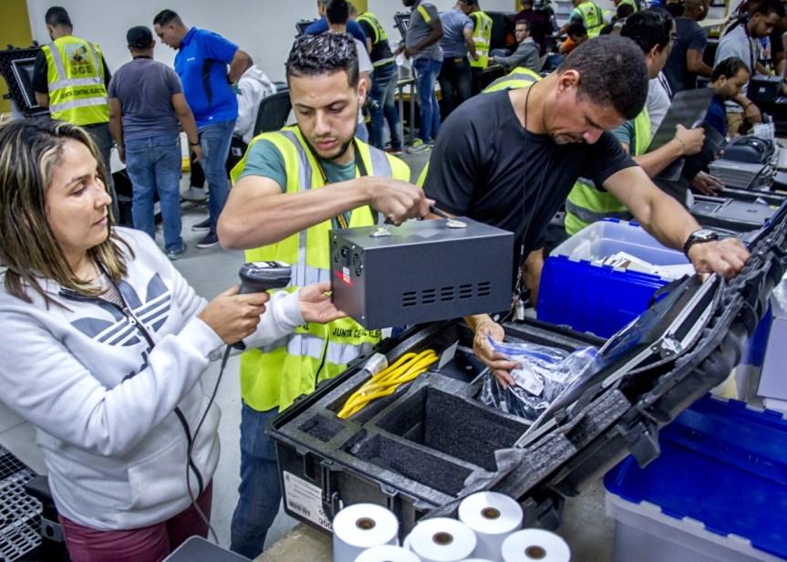 República Dominicana entra a la recta final de los comiciosmunicipales