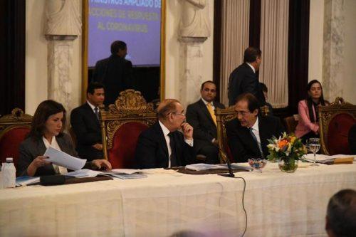 El Presidente Medina hablará hoy martes sobre impactocoronavirus