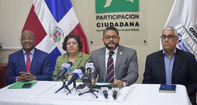 """Participación Ciudadana advierte a la JCE que """"no puede fallar otravez"""""""
