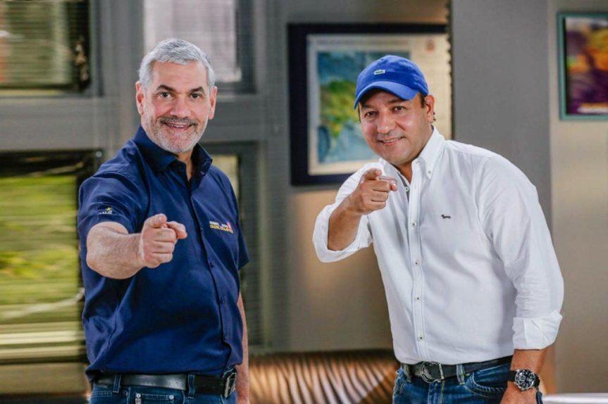 PLD designa a Abel Martínez como director de campaña de GonzaloCastillo
