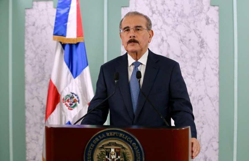 Danilo Medina extiende acciones sociales por COVID-19 hasta 16 agosto; confía elecciones se desarrollarán en paz y con masivaparticipación