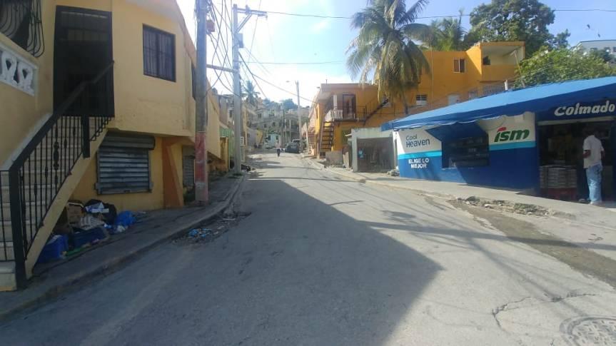 Decenas de familias del café de Herrera fueron desalojadas estesábado