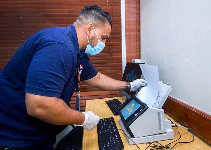 JCE instala escáneres en 4 municipios para prueba del cómputoelectoral