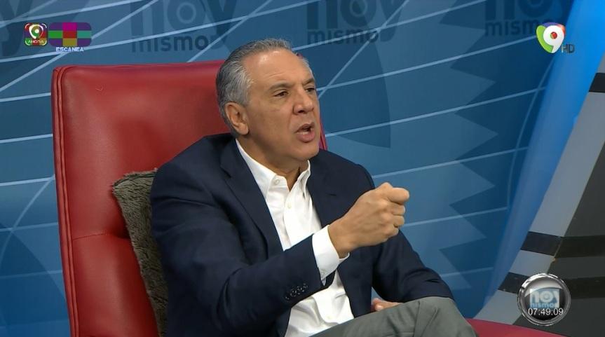 Peralta dice encuesta Gallup es parte de una conspiración para vulnerar voluntadpopular