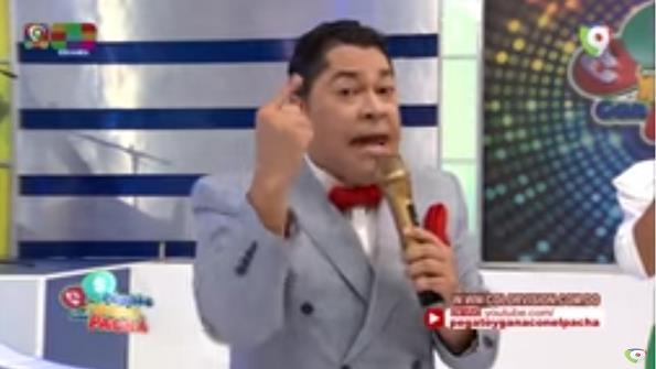 Frederick Martínez (El Pachá) opina funcionarios traicionaron a Danilo; reclamacastigo