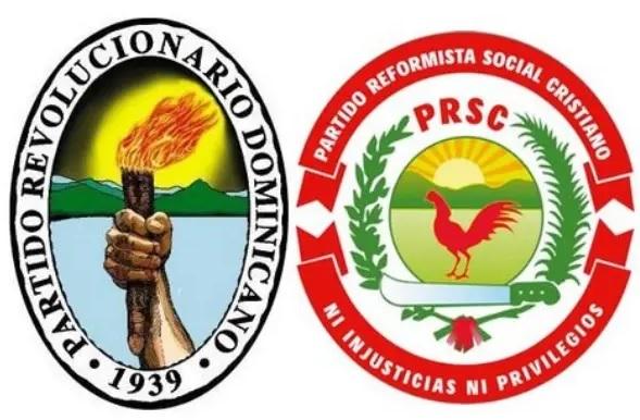 PRD y PRSC bajan a partidominoritarios