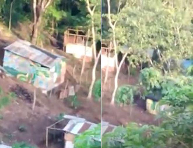 Invasores ocupan terreno de la Casa Grande de Palavé en Santo DomingoOeste