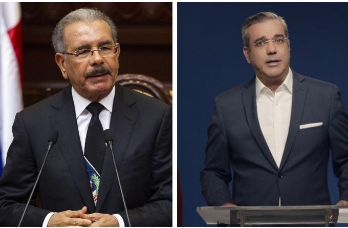 Danilo Medina no participará en discurso de Abinader de toma deposesión