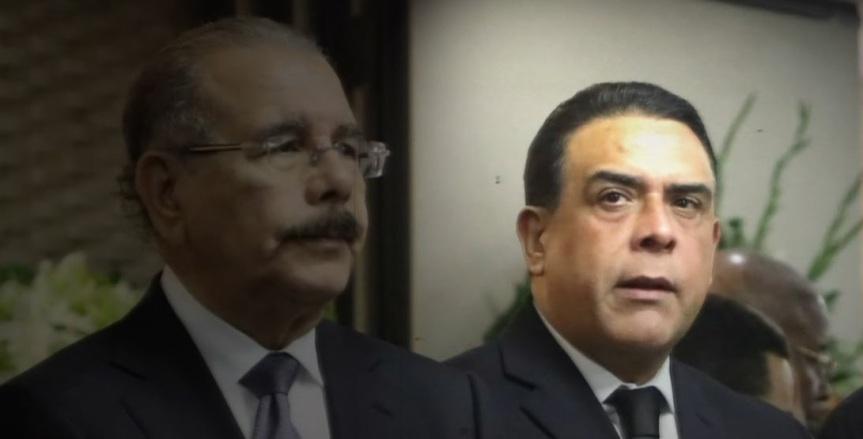 """Nuria denuncia a Alexis Medina hermano de Danilo Medina de ingeniarsela para """"ganar"""" concursos delEstado"""