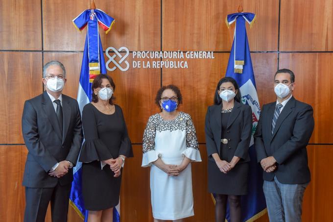 Miriam Germán advierte durante su gestión no tolerará la corrupción ni el crimenorganizado