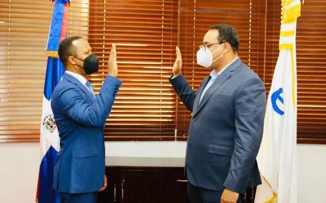Juramentan a Milton Morrison como nuevo gerente general deEdesur