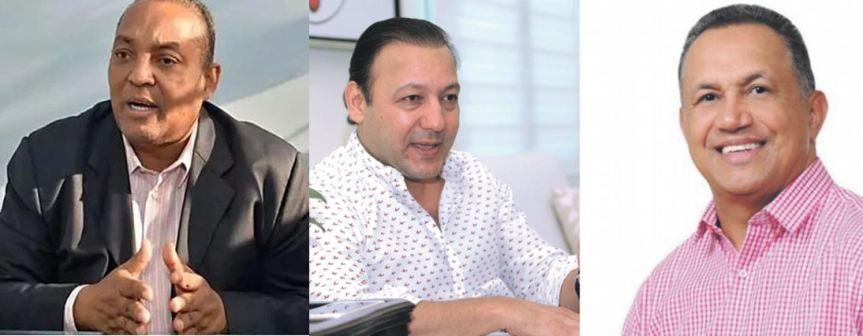 Los tres alcaldes másricos