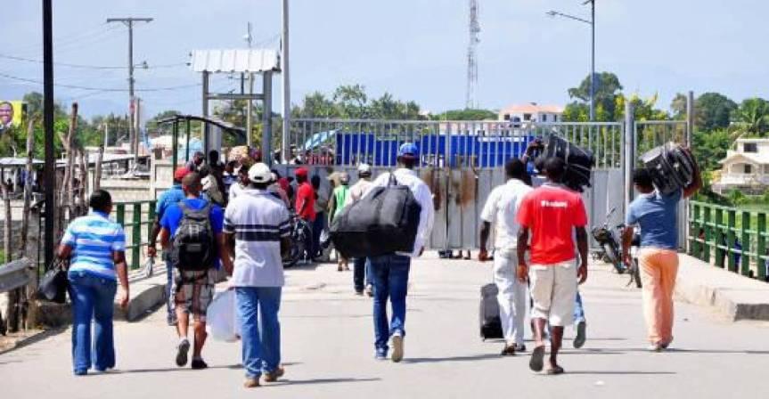 Migración informa iniciarán deportaciones de haitianosindocumentados