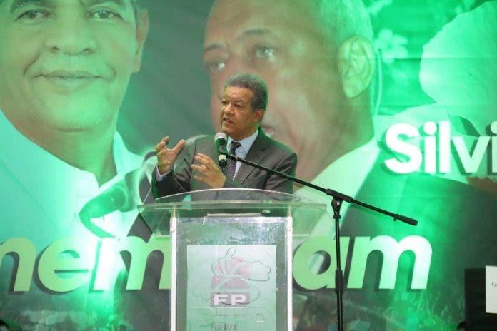 Leonel advierte no conviene a partidos que el presidente e integrantes de la JCE sean de susfilas