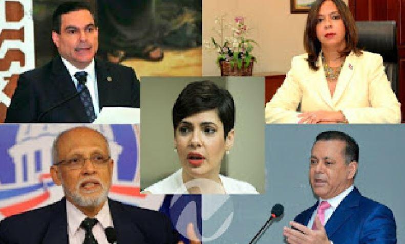 Los funcionarios de la gestión de Danilo que el presidente Abinader no ha podidoquitar