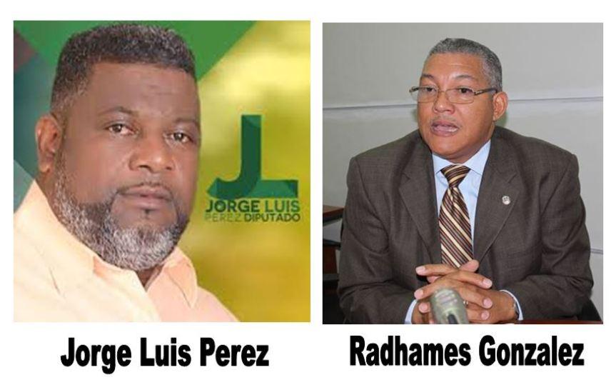 Ex-candidato a diputado por la FP Jorge Luis Pérez, manifestó que confia en el trabajo de Radhames Gonzalez en laOMSA.