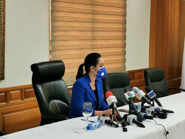 La senadora Faride Raful renuncia al «barrilito» y tratará deeliminarlo