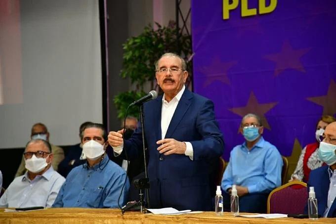 Danilo expresa indignación por arresto de sus hermanos y de exfuncionarios