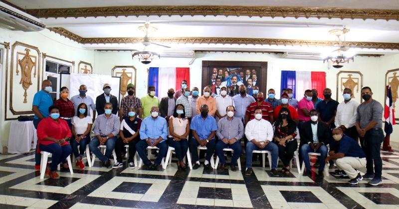Ministerio de Deportes inicia jornada de capacitación en todo elpaís