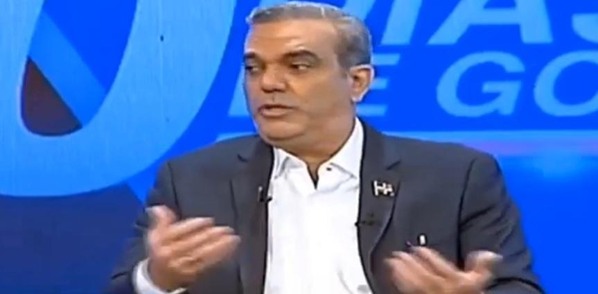 Luis Abinader: República Dominicana no puede financiar partos dehaitianas