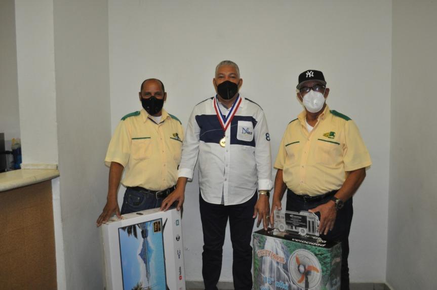 OMSA reconoce y entrega premios a choferes en sudía
