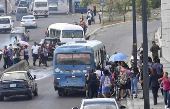 Diputados aprueban préstamos por US$500 millones para eltransporte