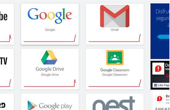 Desperfecto técnico afecta a los servicios de Google en elmundo