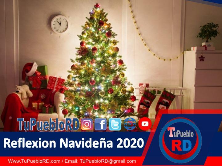 REFLEXIÓN NAVIDEÑA 2020