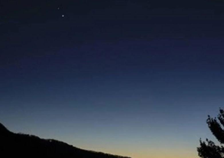 Dos gigantes, Júpiter y Saturno, protagonizan una conjunciónhistórica