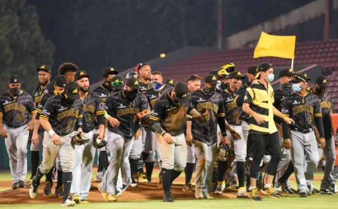 Águilas Cibaeñas se coronan campeones del béisboldominicano