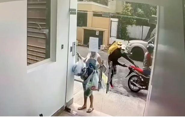 """Plantean medidas ante los atracos en motocicletas con disfraz de """"delivery"""""""