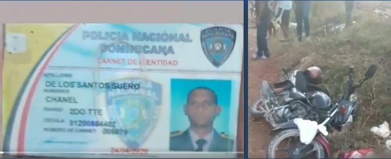 Asesinan a Segundo Teniente de la Policía en Manoguayabo Santo DomingoOeste