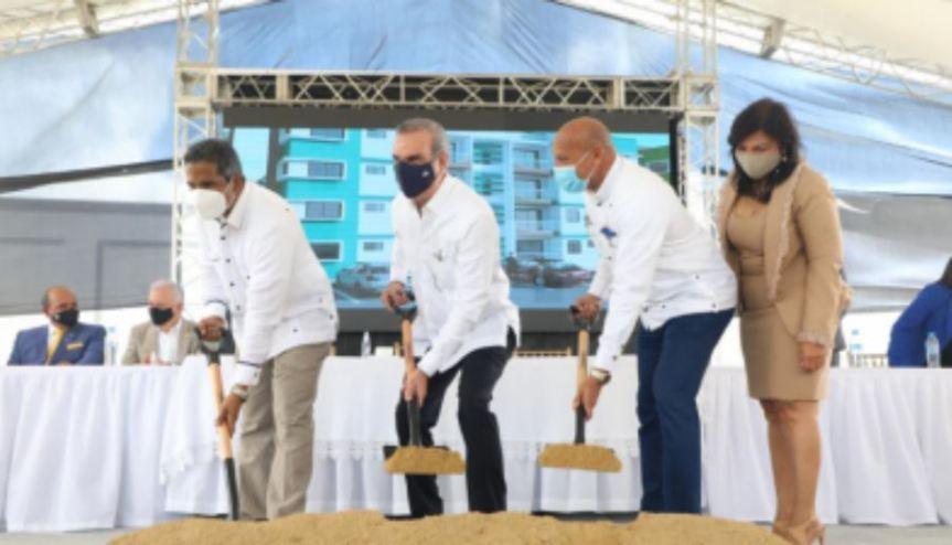 Gobierno invertirá más de 2 mil millones de pesos en 1,168 viviendas de bajocosto