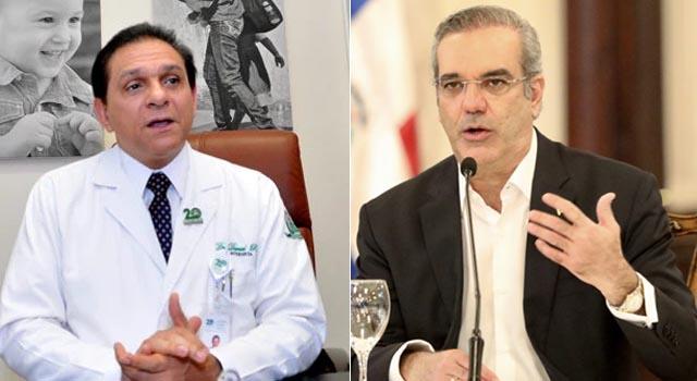 Presidente Abinader Designa al Dr. Daniel Rivera Ministro SaludPública.