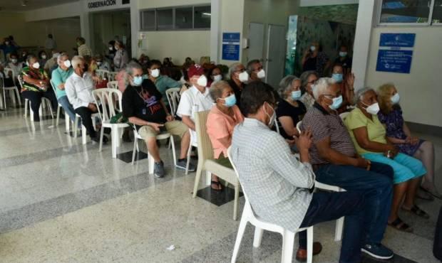 Gobierno habilita plataforma para hacer citas para vacunarse contra elCOVID-19