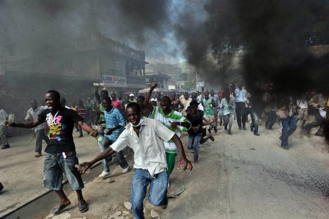 Abinader pide el respaldo internacional para solucionar la situación deHaití
