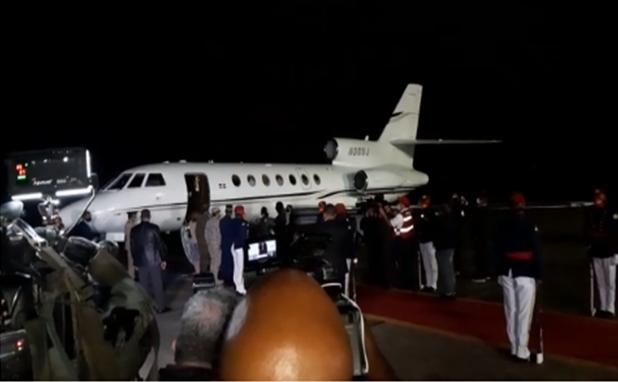 Presidente Abinader regresa de Ecuador luego de participar en toma de posesión de GuillermoLasso