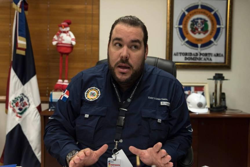 Guido Gómez  somete ante el PEPCA a Víctor Gómez Casanova por supuesta corrupción durante su gestión enPortuaria.
