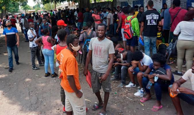 Los haitianos no creen en la vacuna contra Covid y no quieren quellegue