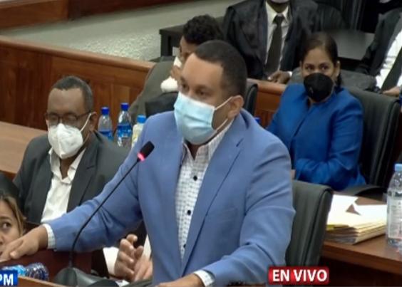 Girón Jiménez responsabiliza implicados en caso Coral y a otros de lo que le suceda a él y a sufamilia
