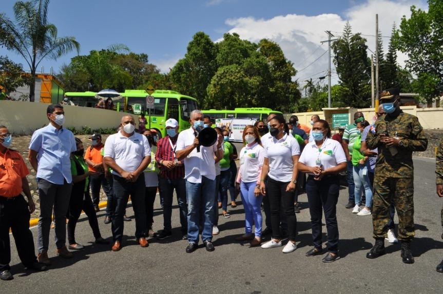OMSA clausura su primera feria de la seguridad y de la salud; realizan más de 400 consultas de maneragratuita
